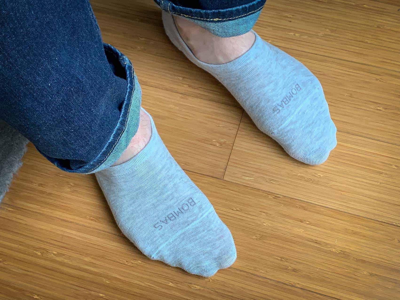 Bombas No Show Socks