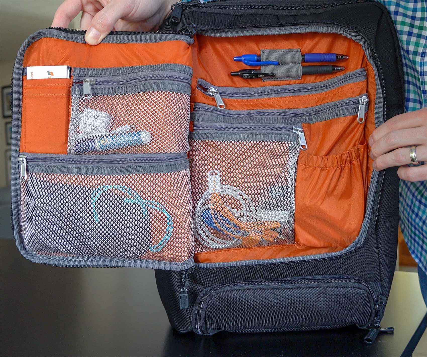 ebags professional slim laptop backpack reviews