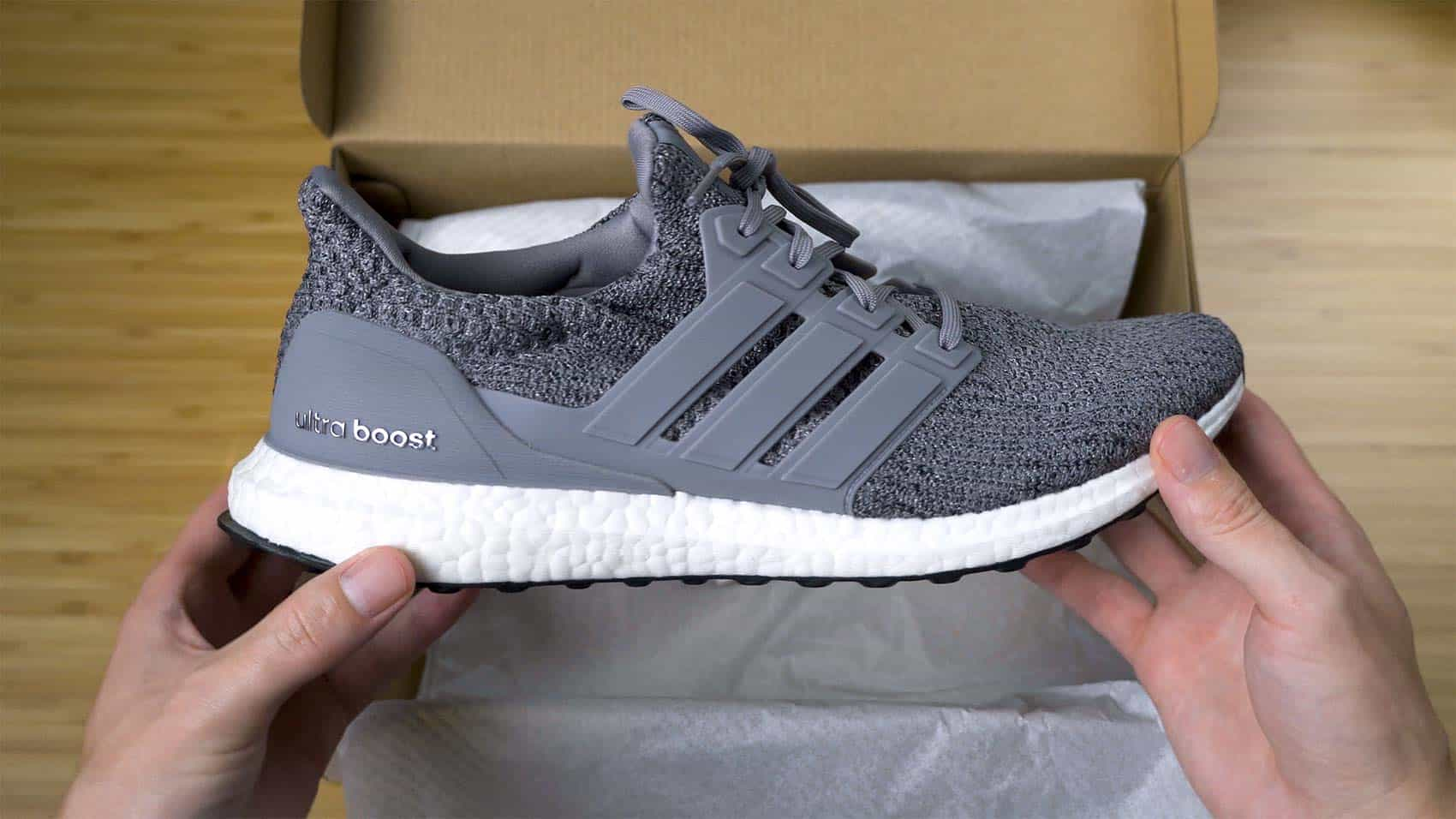 Adidas Ultraboost Unboxing