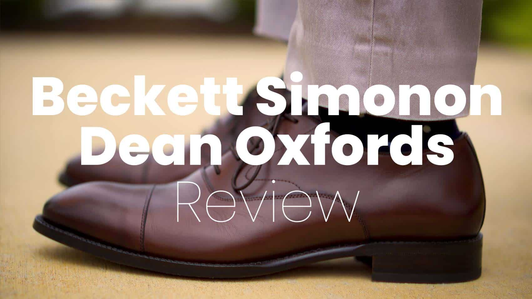 beckett simonon dean oxford review