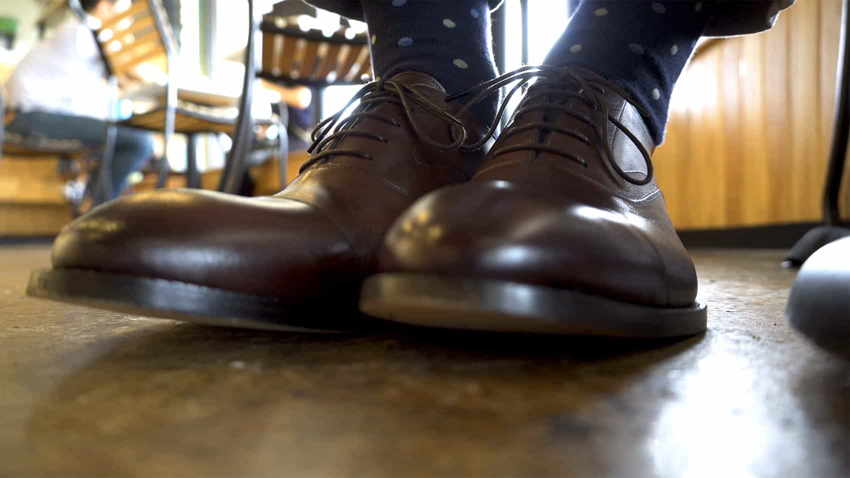 beckett simonon oxfords review