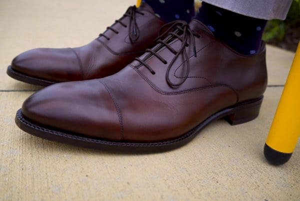 dean oxford dress shoe