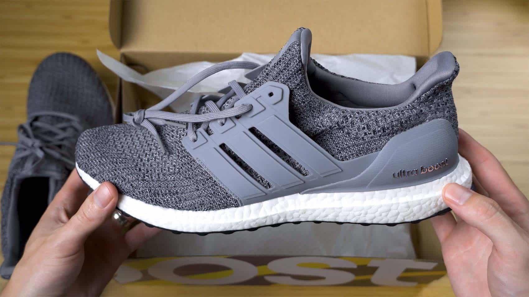 ultraboost grey