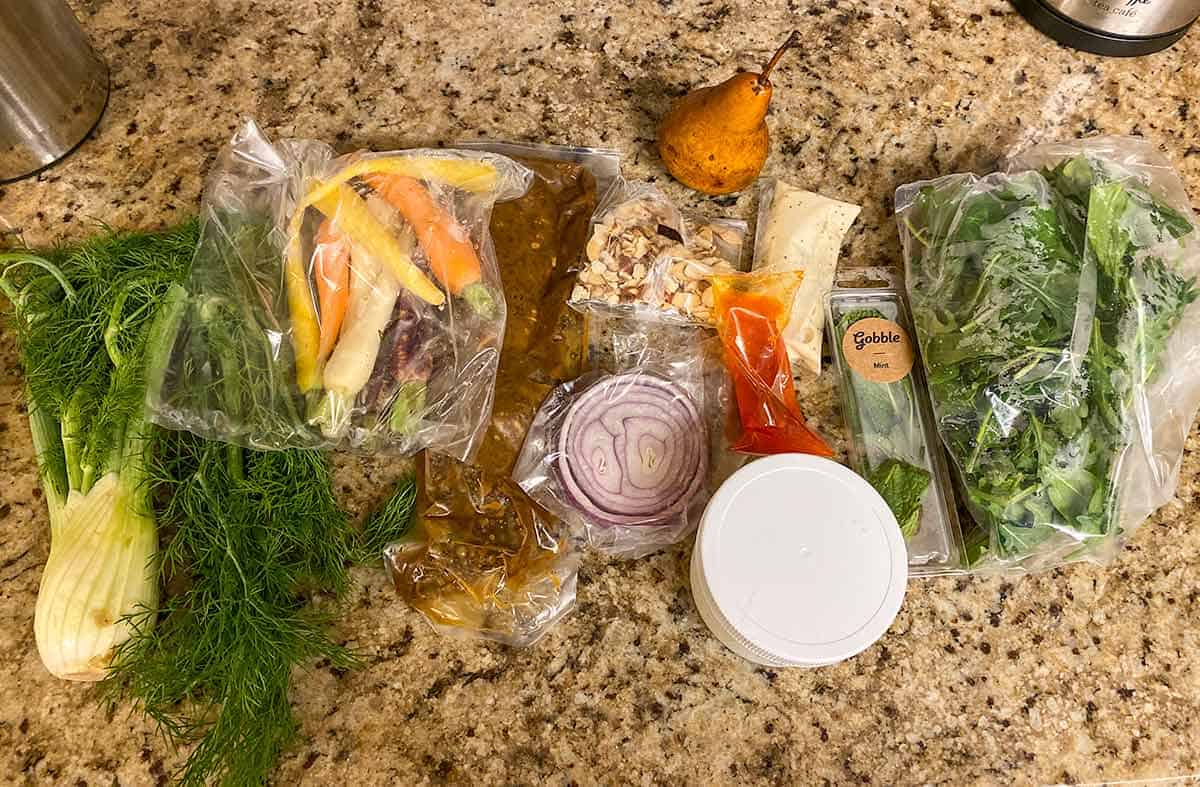 gobble meal kit review