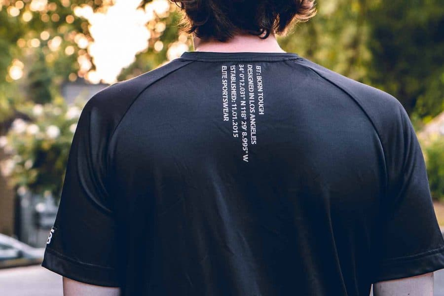 born tough air pro fitted tee review