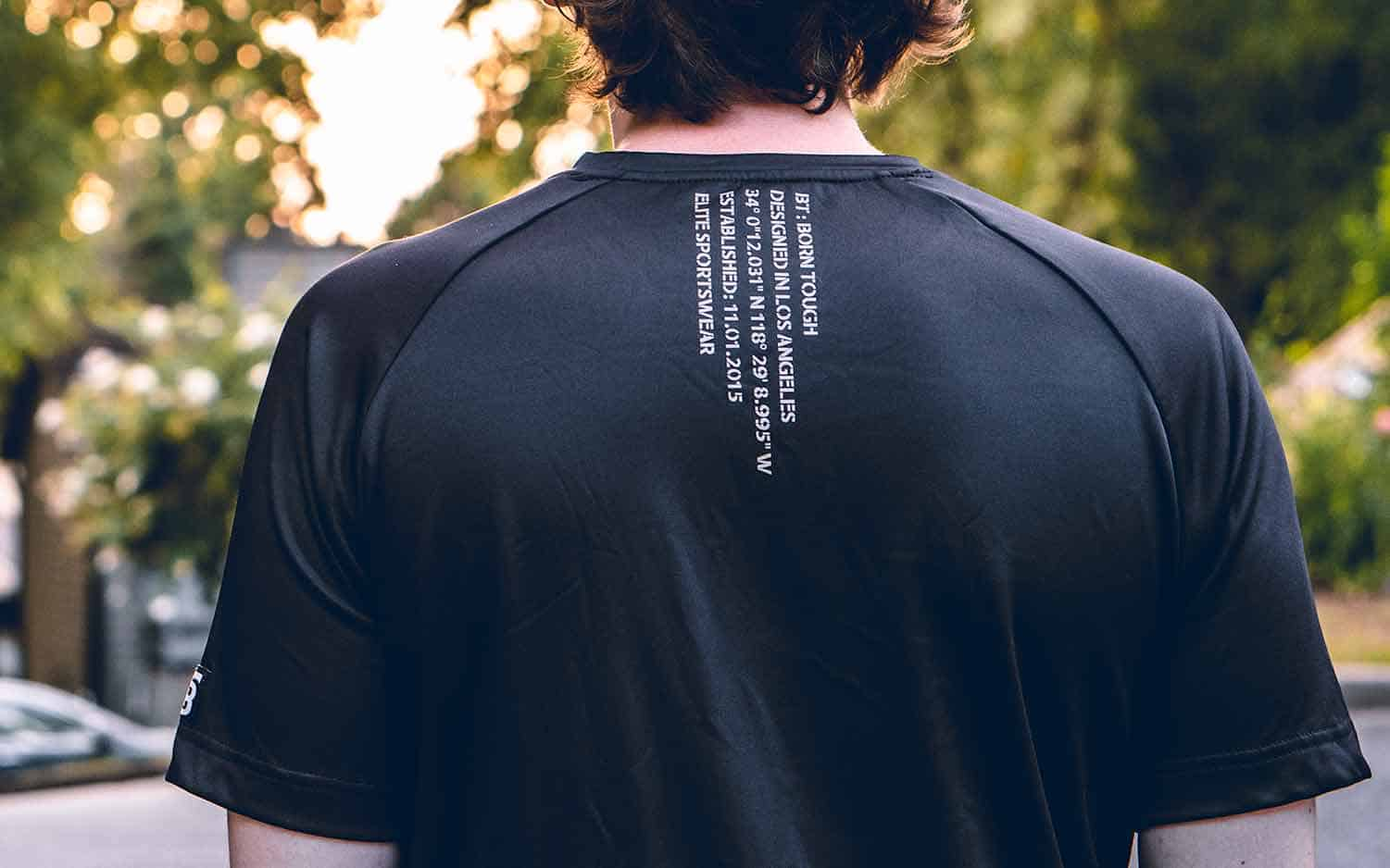 Born Tough Men's Air Pro Fitted Tee Review