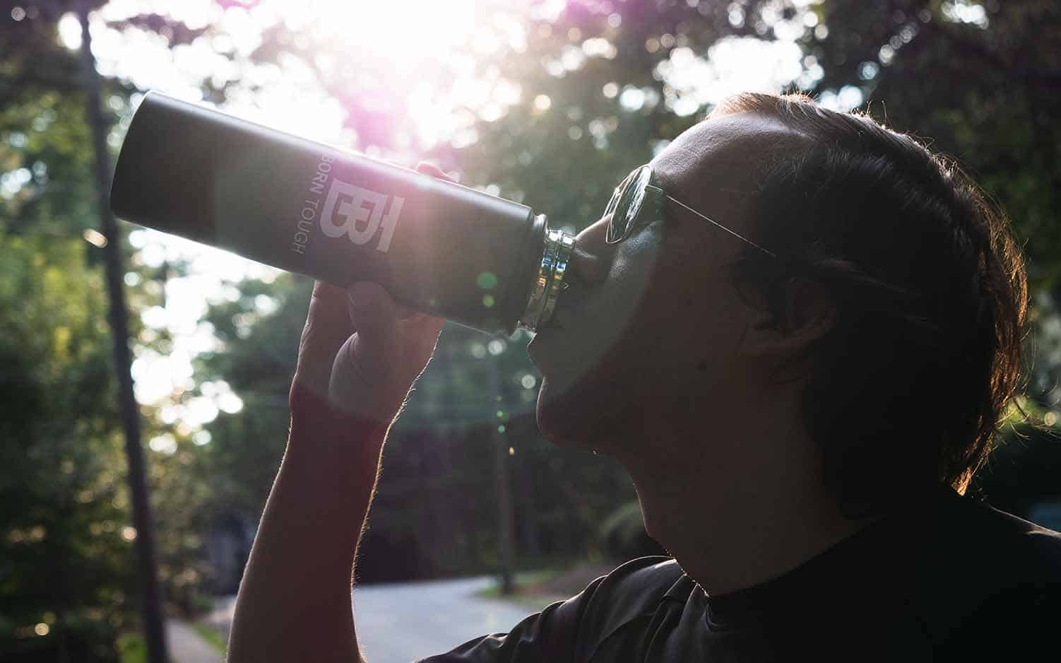 Born Tough Insulated Water Bottle Review