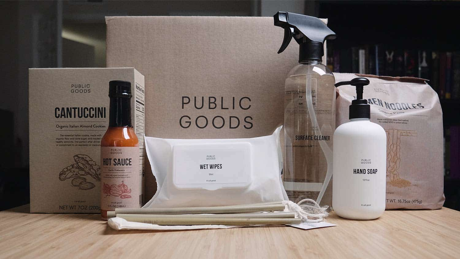 Public Goods Review | Healthy, Sustainable Essentials